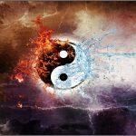 Twin Flame Yin Yang