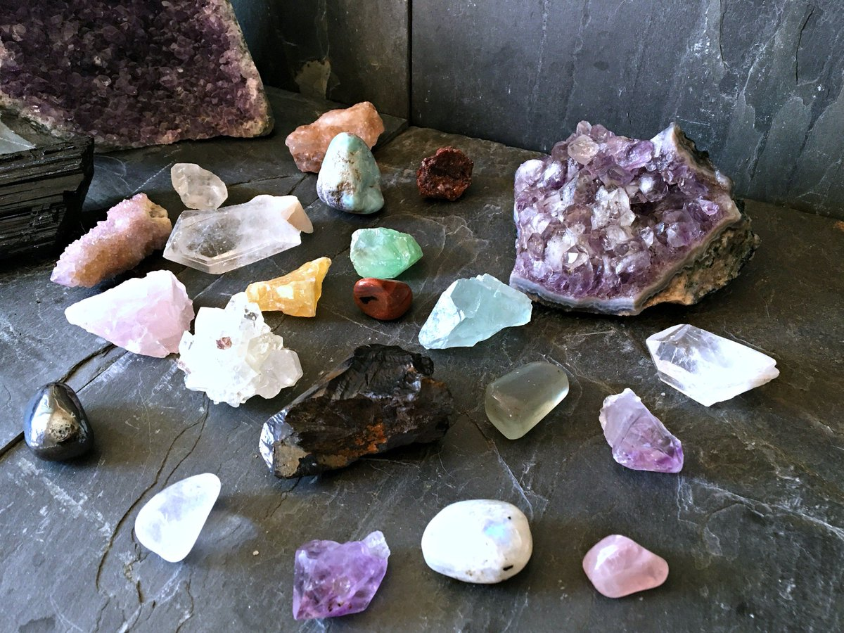 Your Crystal Healing Guide
